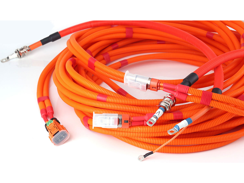 High Voltage Cable Assemblies